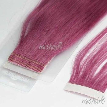 Tape Hair Extensions # PURPLE
