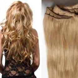 Tape Hair Extensions #27 (Strawberry Blonde)