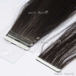 Virgin Remy Tape Hair Extensions 60CM (24inch)