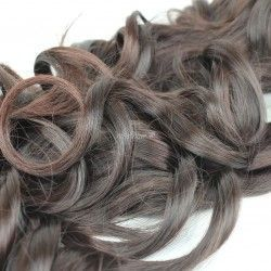 4.claw clip ponytails hair pieces-SP-918A #2-33(3)