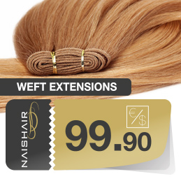buy weft hair extensions