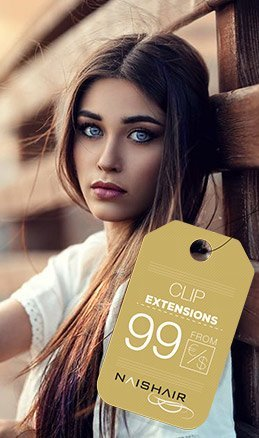 clip in hair extensions promotion