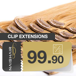 buy clip in hair extensions